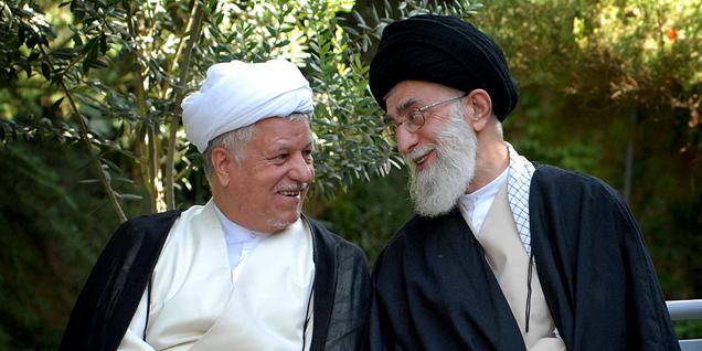 اطلاعیه مراسم بزرگداشت حجتالاسلام والمسلمین هاشمی در حسینیه امامخمینی