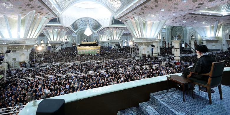 مراسم بیستوهشتمین سالگرد ارتحال امام خمینی(ره)