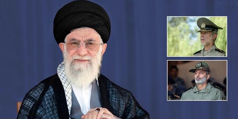 انتصاب جانشین رئیس ستاد کل نیروهای مسلح و فرمانده کل ارتش