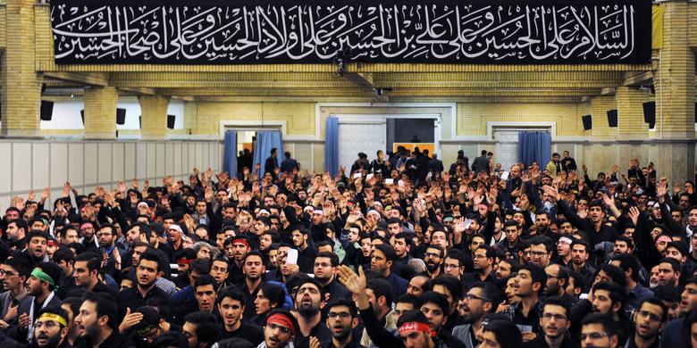 مراسم عزاداری اربعین حسینی علیهالسلام برگزار شد