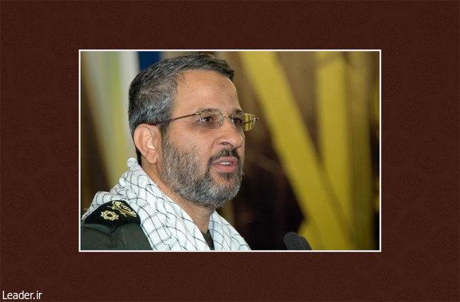 انتصاب سردار غیب پرور به سمت ریاست سازمان بسیج مستضعفین