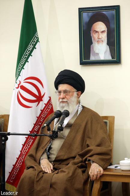 رهبر معظم انقلاب اسلامی: گسترش رویشهای انقلاب موجب شکست دشمن در تهاجم به معنویات خواهد شد
