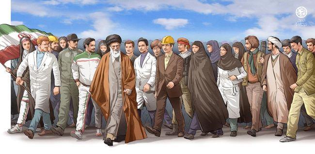 بیانیه مهم و راهبردی در چهلمین سالروز پیروزی انقلاب اسلامی