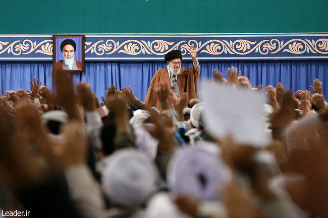 توطئه تخریب، شرارت و آدمکشی توسط مردم نابود شد/ لازم میدانم تکریم و تعظیم خود را به ملت بزرگ ایران تقدیم کنم
