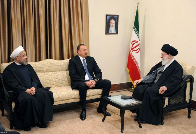 دیدار رئیس جمهوری آذربایجان
