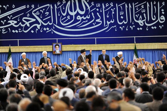 دیدار مسئولان نظام، سفیران کشورهای اسلامی و اقشار مختلف مردم