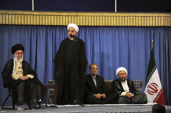 دیدار مسئولان سفرای کشورهای اسلامی و جمعی از اقشار مختلف مردم