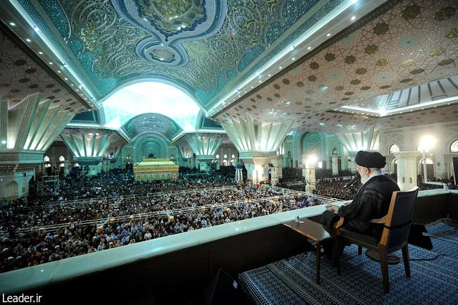 مراسم بیستوهفتمین سالگرد ارتحال امام خمینی(ره)